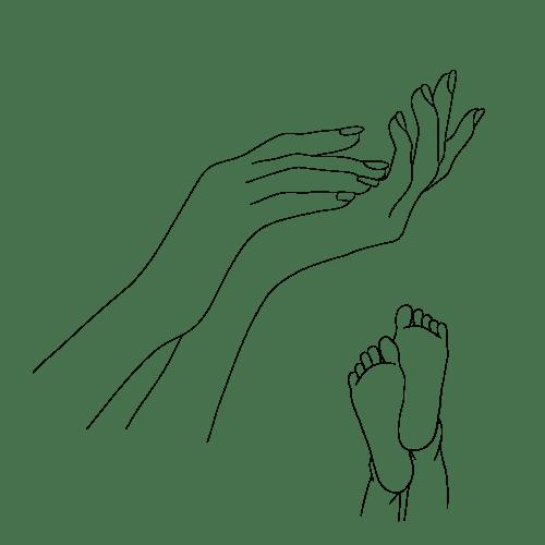 Belleza manos y pies Pozuelo
